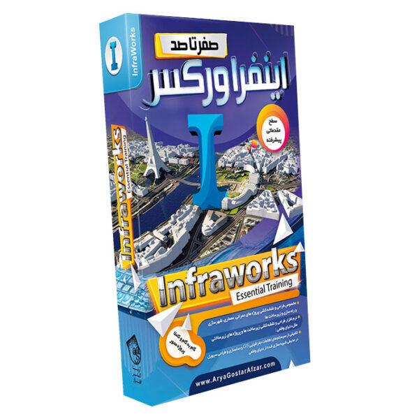 آموزش نرم افزار اینفراورکس InfraWorks