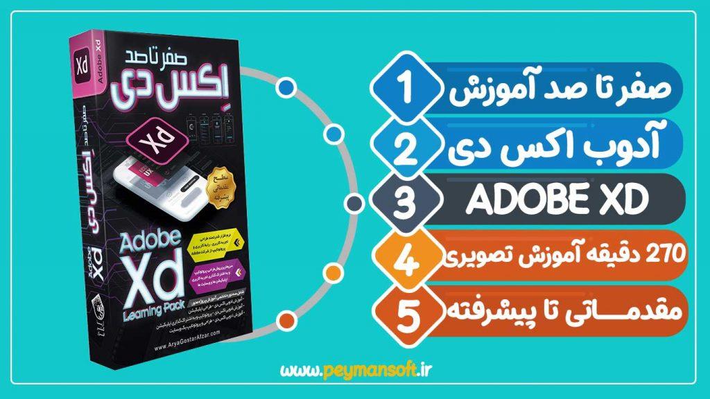 آموزش ادوب ایکس دی   آموزش adobe xd   ادوبی ایکس دی چیست