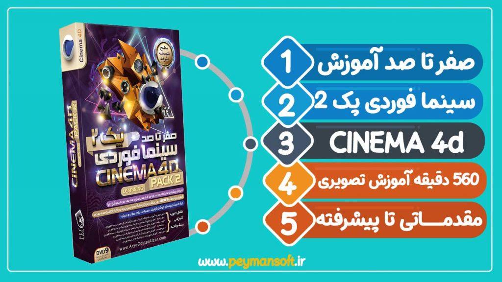 آموزش سینما فوردی | آموزش سینما فوردی فارسی | پکیج آموزش سینما فوردی